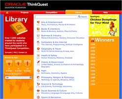 thinkquest library